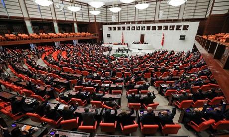 Turkish Parliment