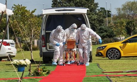 Coronavirus victims, South Africa