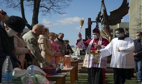 Easter, Belarus