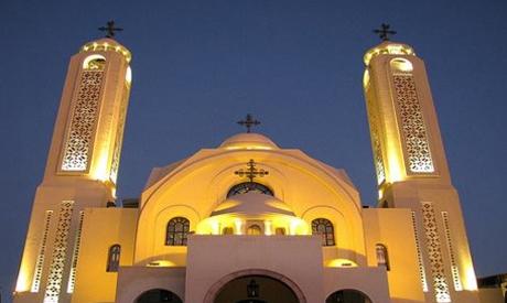 Egyptian Orthodox Church.