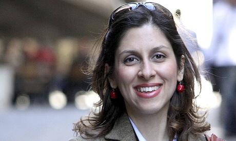 British-Iranian aid worker Nazanin Zaghari-Ratcliffe. Reuters
