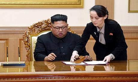 Kim, North Korea
