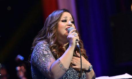 Singer Riham Abdel-Hakim