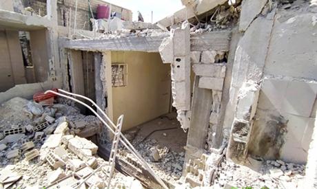 Israeli strikes on Syria
