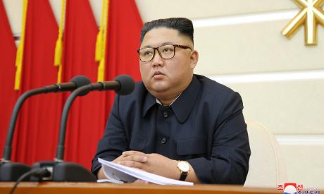 North Korean leader Kim Jong Un. AFP