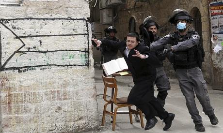 Israeli ultra-Orthodox