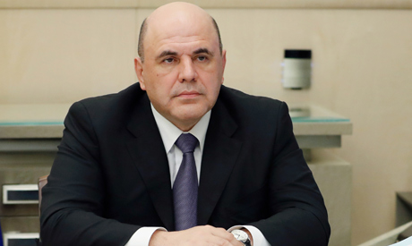Russian prime minister says he tested positive for coronavirus