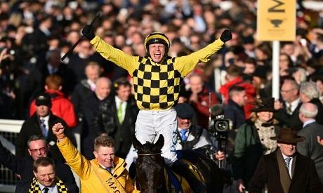 Jockey Paul Townend