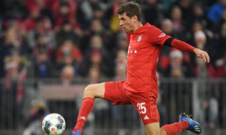 File photo taken on January 25, 2020 Bayern Munich