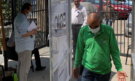 Coronavirus Egypt -Reuters