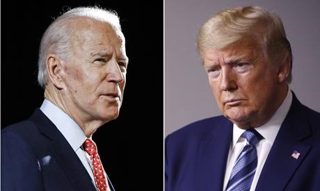 Joe Biden, Trump