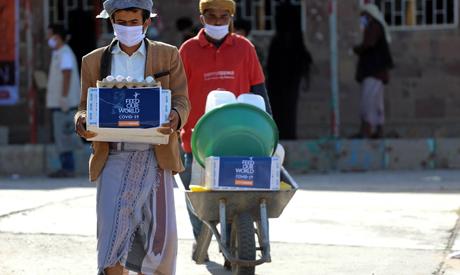 Yemen's storm of afflictions