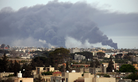 Turkey escalates in Libya