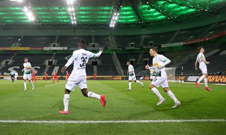 FILE PHOTO: Borussia Moenchengladbach