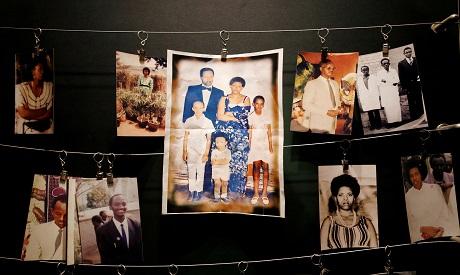 Genocide Victims, Rwanda