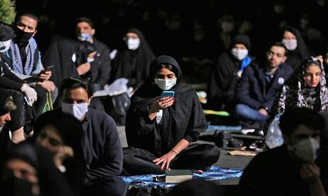 Prayers in Iran