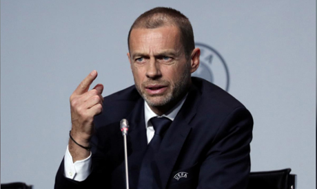 Delayed Euro 2020 could take place in fewer venues — UEFA boss Ceferin