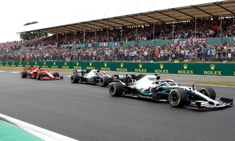 FILE PHOTO: Formula One F1 - British Grand Prix - Silverstone Circuit, Silverstone, Britain - July 1