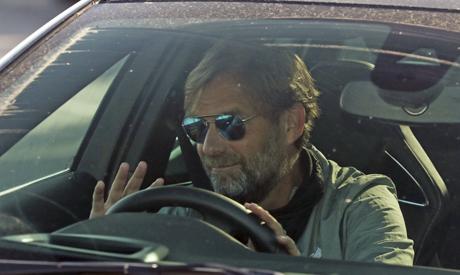 Liverpool soccer team manager Jurgen Klopp