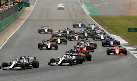 FILE PHOTO: Formula One F1 - British Grand Prix - Silverstone Circuit, Silverstone, Britain - July 1