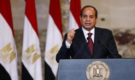 Egyptian President Abdel Fattah el-Sisi (AP)