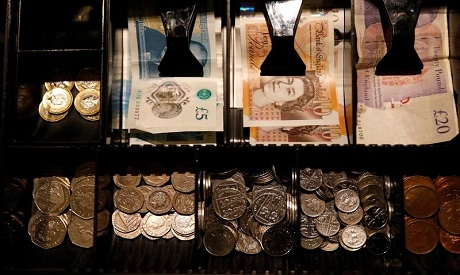 Pound Sterling notes