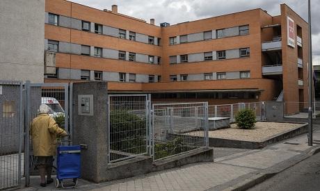 Spain Virus Outbreak Left to Die