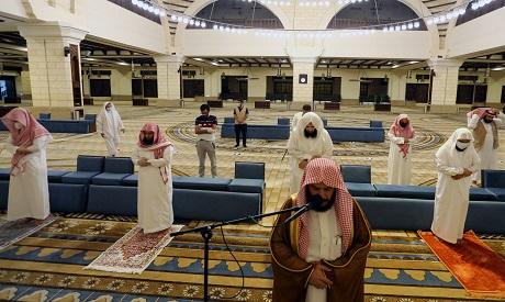Mosque in Saudi