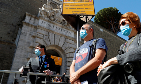 Italy Records 55 New Coronavirus Deaths on Tuesday, 318 Fresh Cases