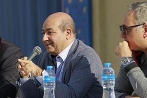 Egyptian critic Tarek El-Shennawy