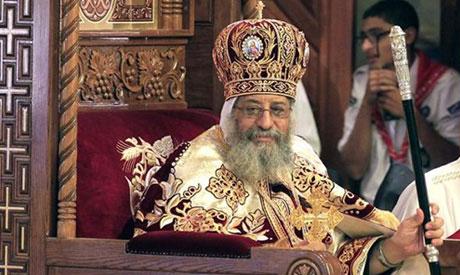 Egyptian Coptic Pope Tawadros II
