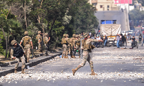 Lebanon on the brink