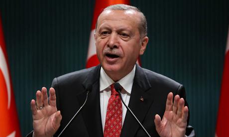 Erdogan's militarist foreign policy