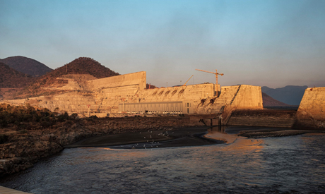 the Grand Ethiopian Renaissance Dam