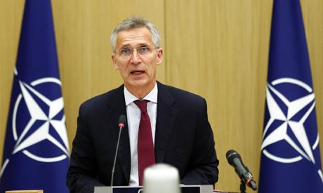 NATO Secretary-General Jens Stoltenberg. Reuters