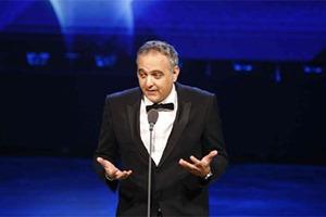 Egyptian filmmaker Mohamed Hefzy