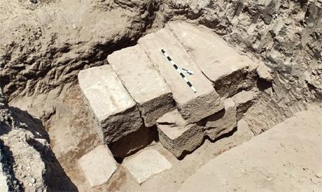 Mud brick Roman