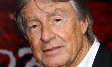 This archive photo taken on February 13, 2007 shows director Joel Schumacher at the premiere of