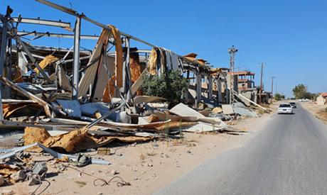 Libya divided over Egypt