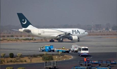 Pakistan International Airlines (PIA) plane