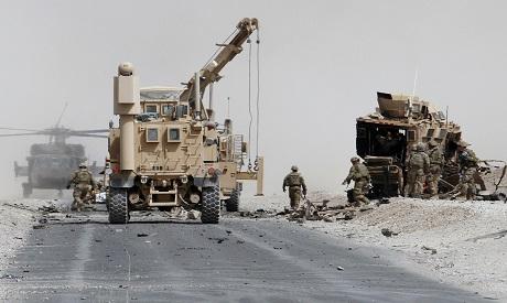 US troops in Afghanistan.AFP