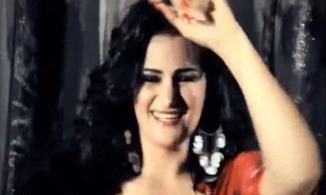 Belly dancer Sama Al-Masri (Photo: Al-Ahram)