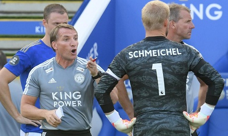 Brendan Rodgers relaxed over Leicester 'lockdown'
