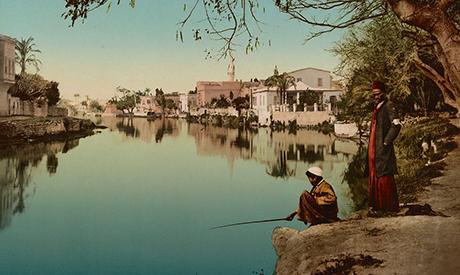 Mahmoudieh Canal