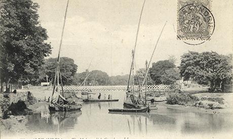 Mahmoudiya Canal