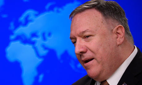 Secretary of State Mike Pompeo (AFP)