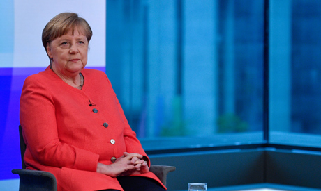 German Chancellor Angela Merkel (Reuters)