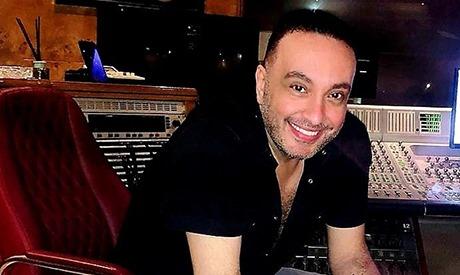 Egyptian composer Ashraf Salem