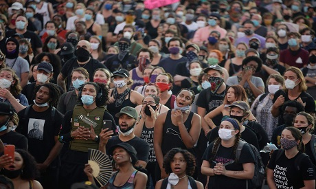 Protests in New Orleans