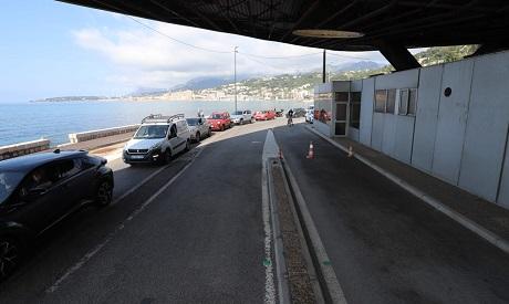 French-Italian border